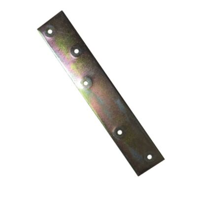 Összekötő lemez horganyzott 50 x 18 x 2,0 mm