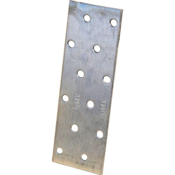 Összekötő lemez perforált horganyzott 200 x 300 x 2 mm