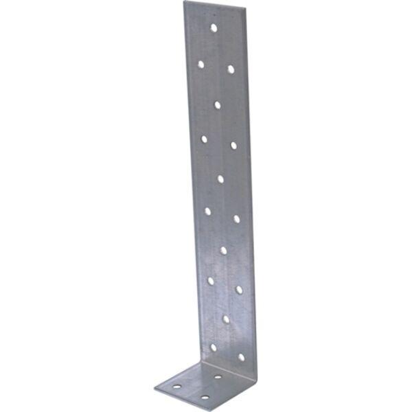 Beton-acéllemez összekötő 400 x 40 x 40 x 2,0
