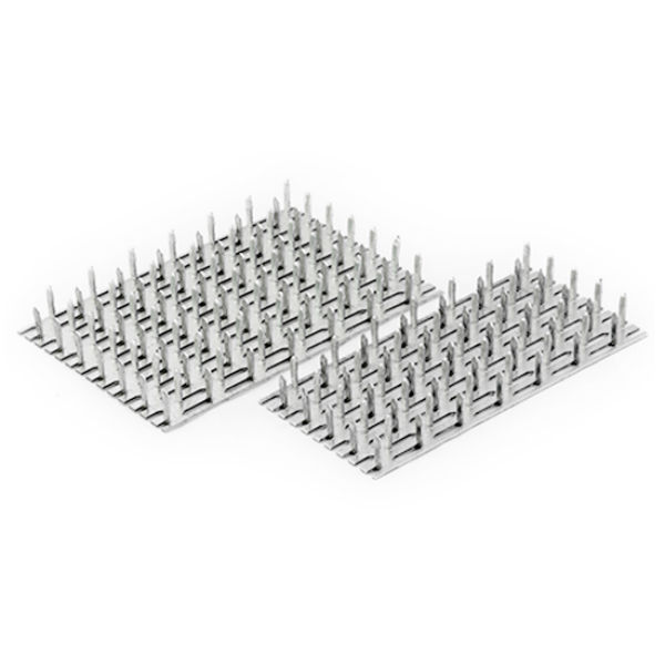 Szeglemez perforált horganyzott 84 x 147 x 1,5 mm
